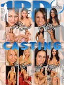 Niki Sand & Ashley Bulgari & Lea Tyron & Vanessa Black - Casting