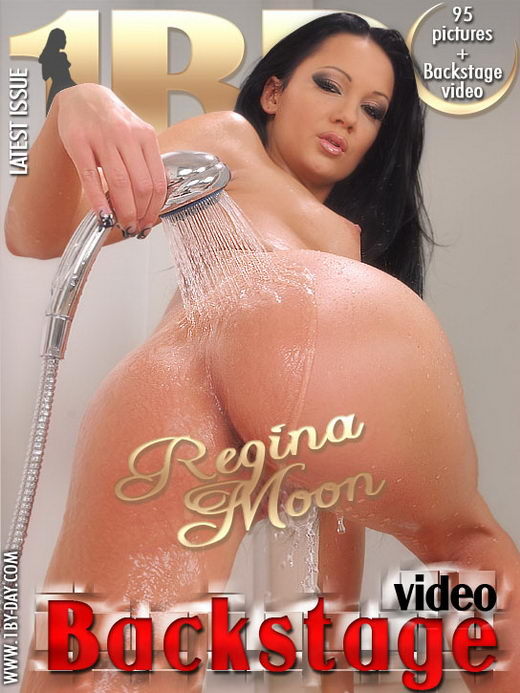 Regina Moon - `Backstage` - for 1BY-DAY