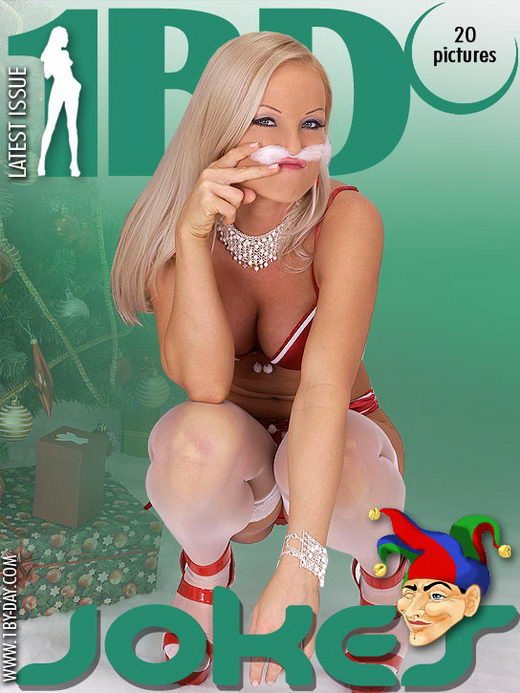 Silvia Saint - `Jokes` - for 1BY-DAY