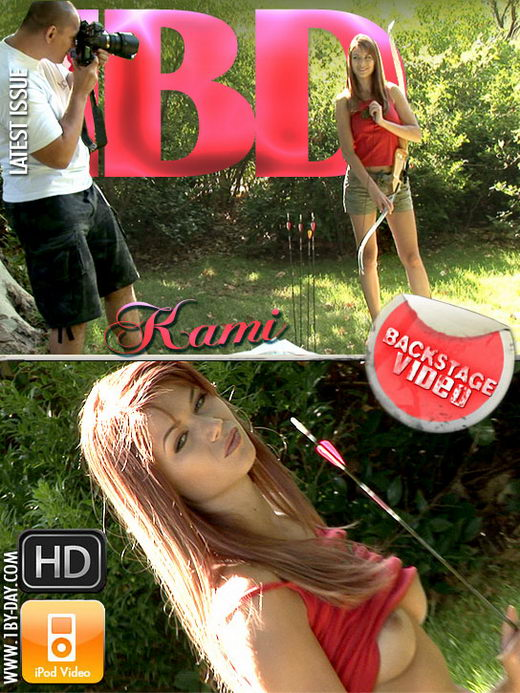 Kami - `Backstage` - for 1BY-DAY