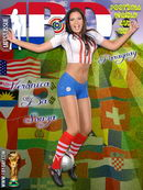 Football World Cup 2010 - Paraquay