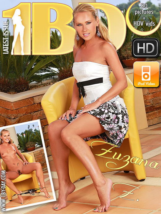 Zuzana - for 1BY-DAY