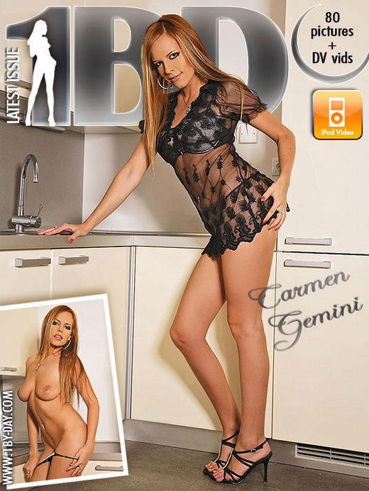 Carmen Gemini - for 1BY-DAY
