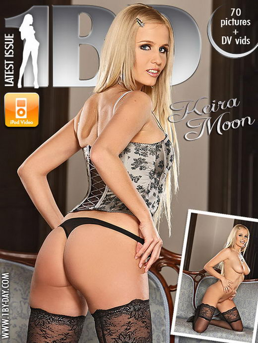 Keira Moon - for 1BY-DAY