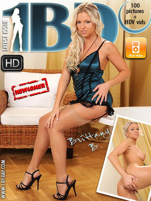 Brittany B - `Newcomer` - for 1BY-DAY
