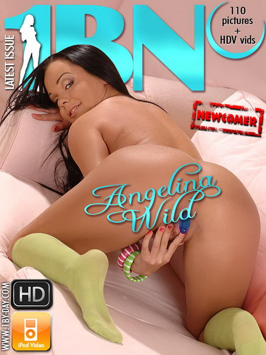 Angelina Wild - `Newcomer` - for 1BY-DAY