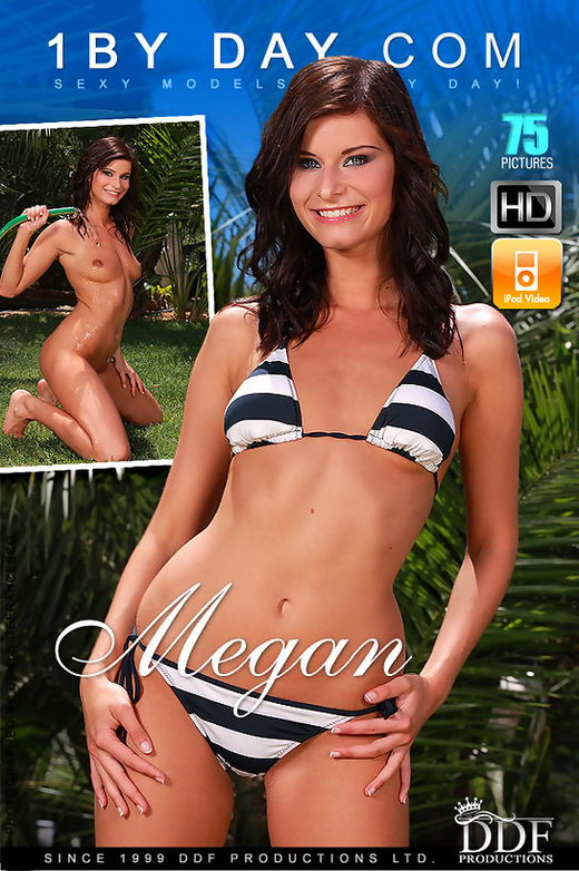 Megan - for 1BY-DAY
