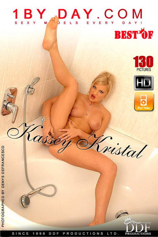 Kassey Kristal - for 1BY-DAY