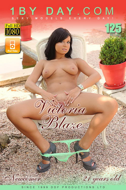 Victoria Blaze - for 1BY-DAY