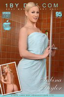 Sabina Taylor - Shows Her Flower In The Shower!