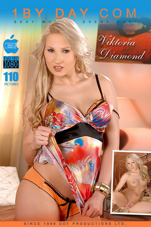 Viktoria Diamond - `Chasing An Orgasm!` - for 1BY-DAY