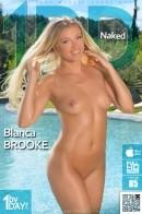 Blanca Brooke - Blue Eyed Stunner