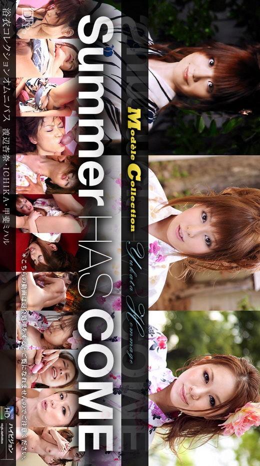 Anna Watanabe & Ichika & Miharu Kai - for 1PONDO