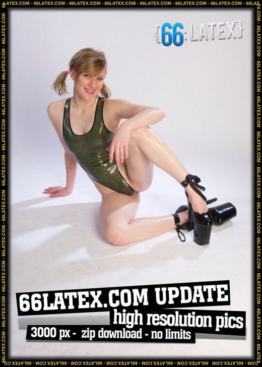 Michelle in  gallery from 66LATEX