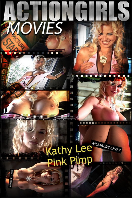 Kathy Lee - `Pink Pimp` - for ACTIONGIRLS HEROES