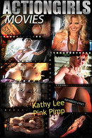 Kathy Lee in Pink Pimp video from ACTIONGIRLS HEROES