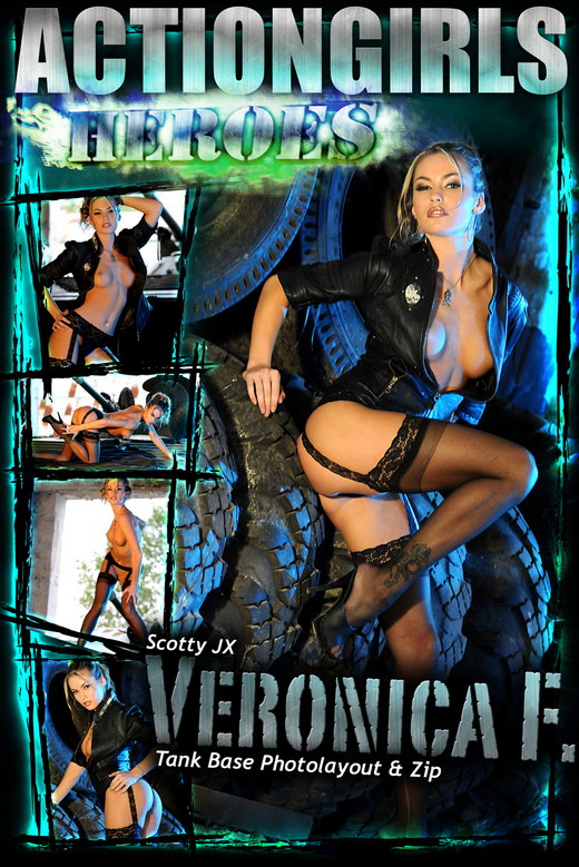 Veronica F - `Tank Base` - for ACTIONGIRLS HEROES