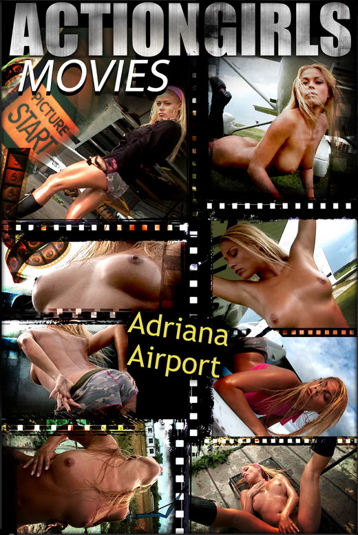 Adriana - `Airport` - for ACTIONGIRLS HEROES