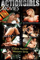 Clara Hunter in Western rip video from ACTIONGIRLS HEROES