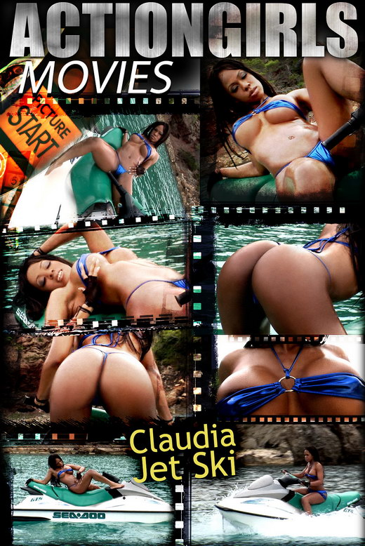 Claudia - `Jet Ski` - for ACTIONGIRLS HEROES