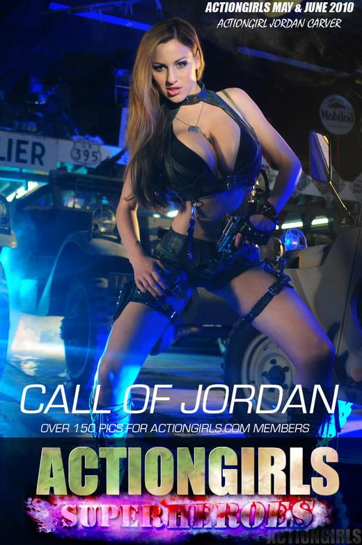 Jordan - `Call Of Jordan` - for ACTIONGIRLS HEROES