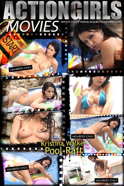 Kristina - `Walker Pool Raft` - for ACTIONGIRLS HEROES