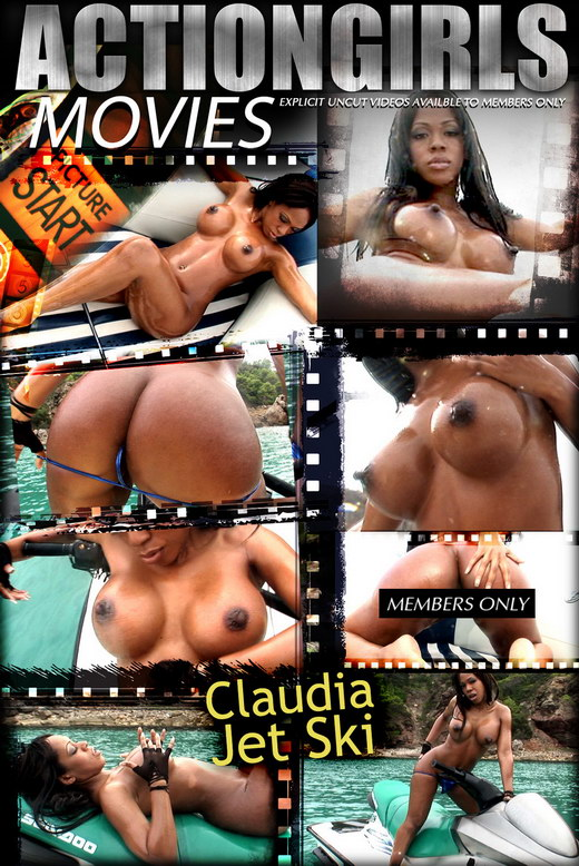 Claudia - `Jet Ski - Part 2` - for ACTIONGIRLS HEROES