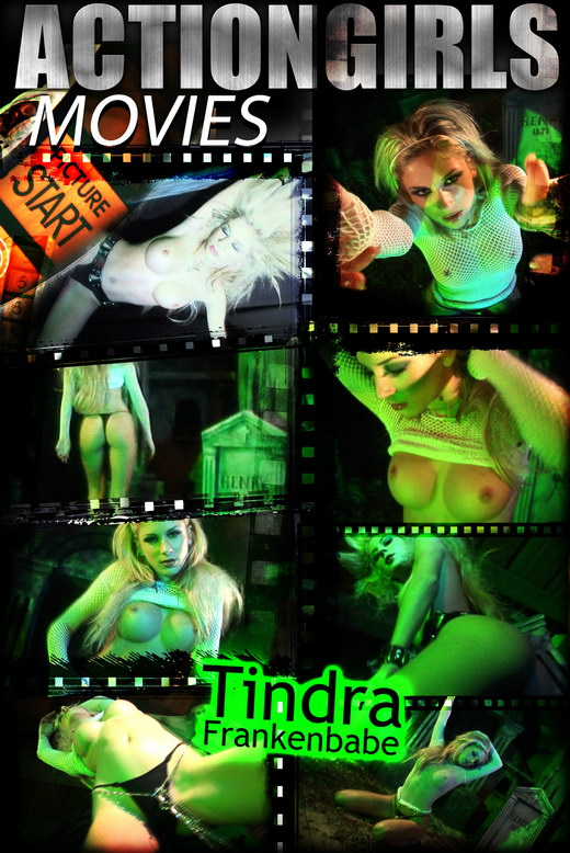 Tindra - `Frankenbabe` - for ACTIONGIRLS HEROES