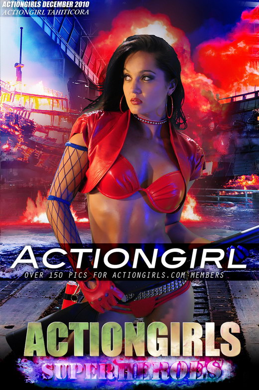 Iryna Stevens - `Animal - Part 2` - for ACTIONGIRLS HEROES