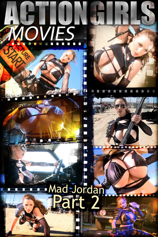 Jordan - `Mad Part 2` - for ACTIONGIRLS HEROES
