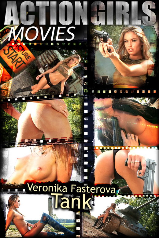 Veronika Fasterova - `Tank` - for ACTIONGIRLS HEROES