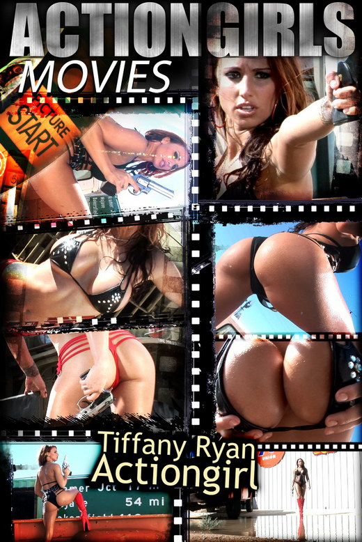 Tiffany Ryan - `Actiongirl` - for ACTIONGIRLS HEROES