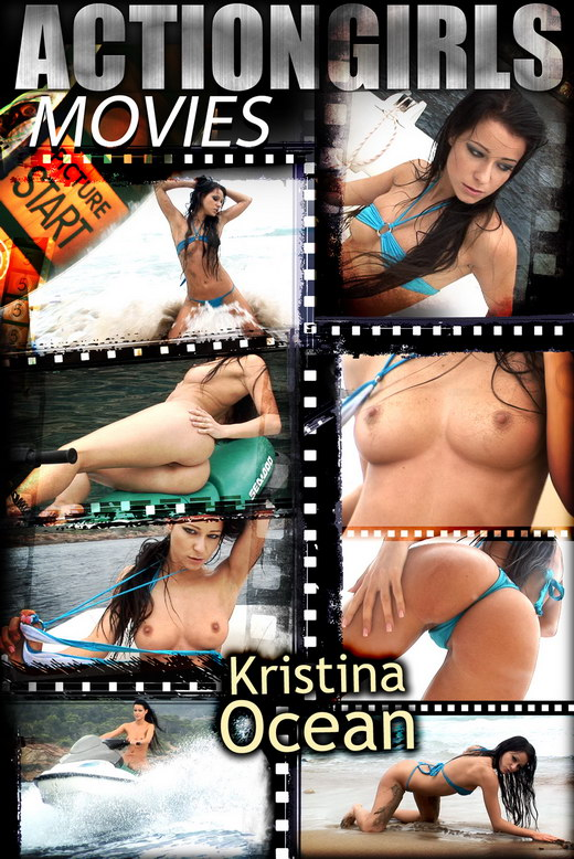 Kristina - `Ocean` - for ACTIONGIRLS HEROES