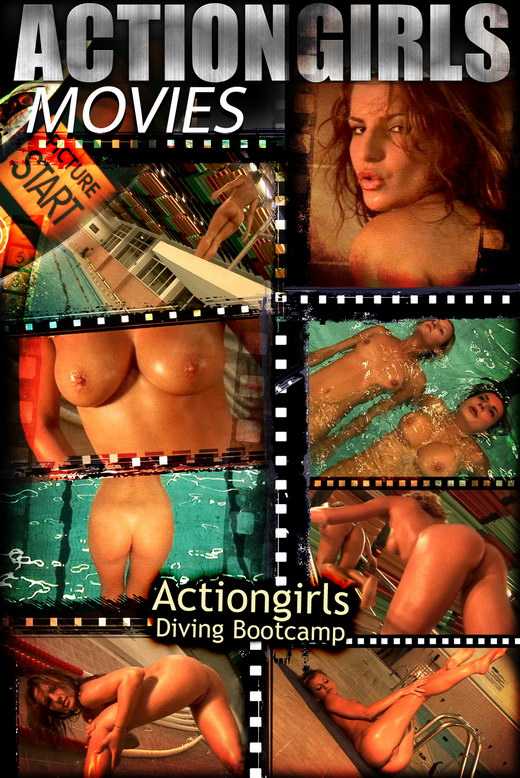 `Actiongirls Diving Bootcamp` - for ACTIONGIRLS HEROES