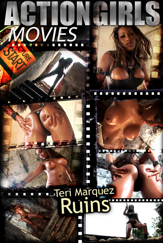 Teri Marquez - `Ruins` - for ACTIONGIRLS HEROES