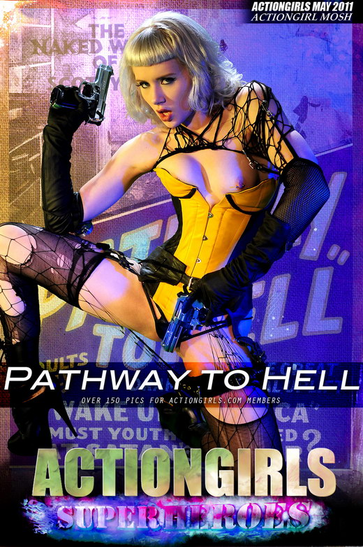 Mosh - `Pathway To Hell` - for ACTIONGIRLS HEROES