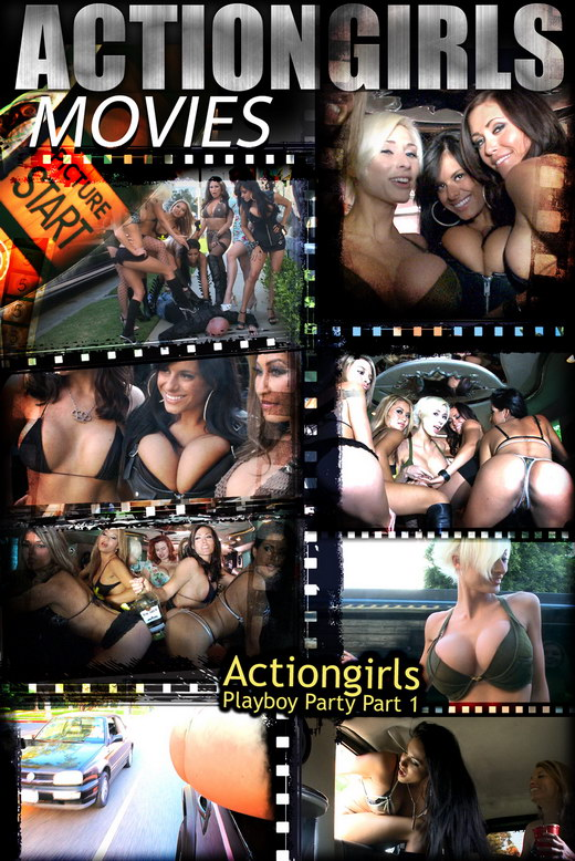 `Actiongirls Playboy Party - Part 1` - for ACTIONGIRLS HEROES