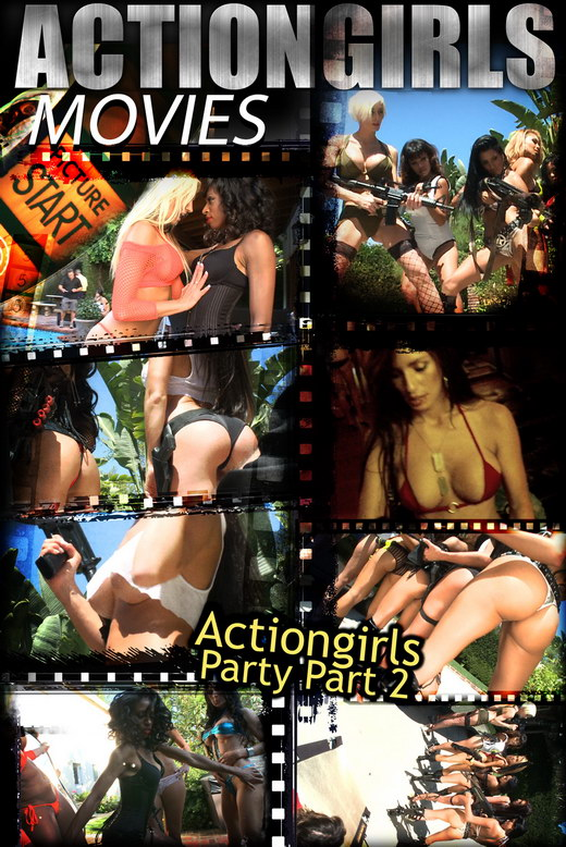 `Actiongirls Party - Part 2` - for ACTIONGIRLS HEROES