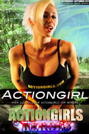 Marie Claude - Actiongirl