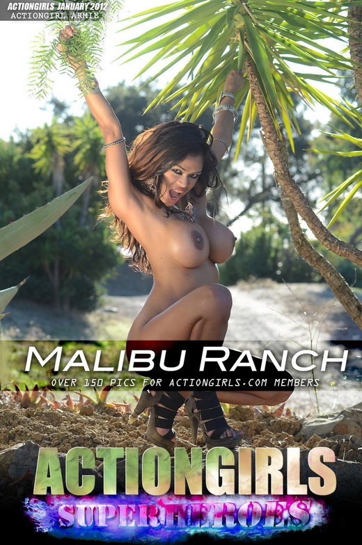 Armie - `Malibue Ranch` - for ACTIONGIRLS HEROES