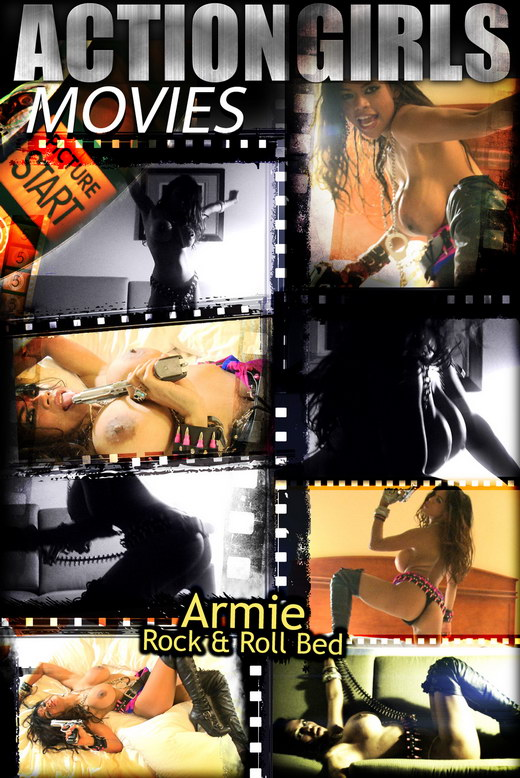 Armie - `Rock & Roll Bed` - for ACTIONGIRLS HEROES