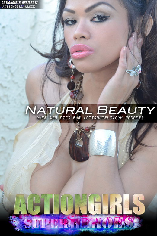 Armie - `Natural Beauty` - for ACTIONGIRLS HEROES