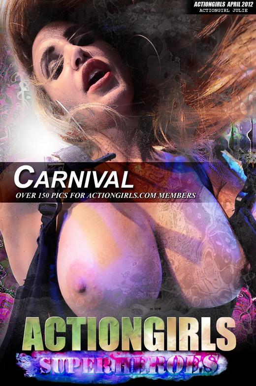 Julie - `Carnival` - for ACTIONGIRLS HEROES