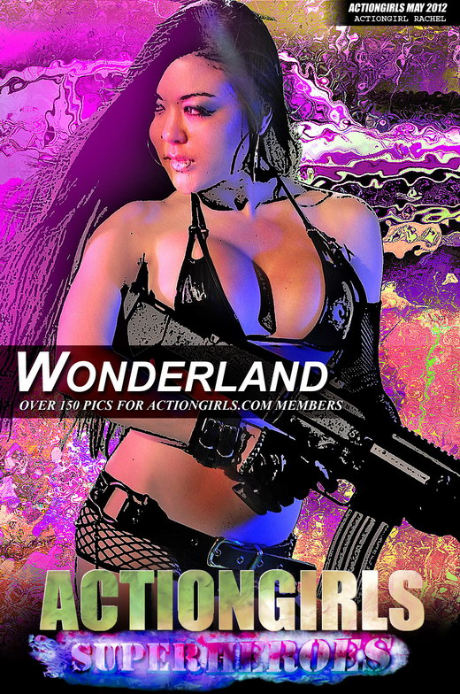 Rachel - `Wonderland` - for ACTIONGIRLS HEROES