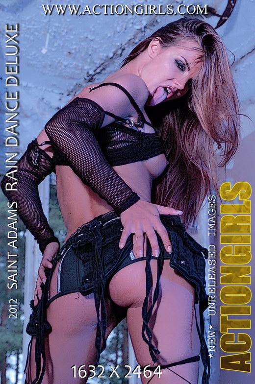 Saint Adams - `Rain Dance Deluxe` - for ACTIONGIRLS HEROES