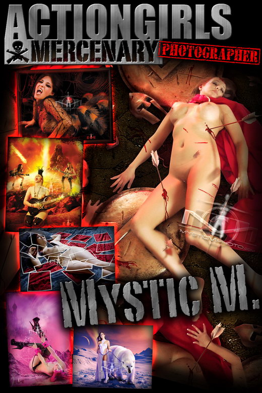 Mystic M - for ACTIONGIRLS MERCS