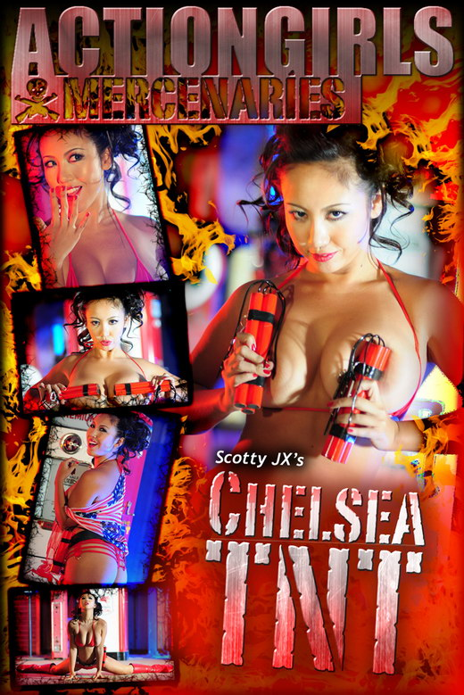 Chelsea - `Tnt` - by Scotty Jx for ACTIONGIRLS MERCS