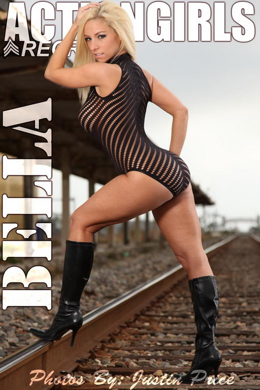Bella - `Train Tracks` - by Justin Price for ACTIONGIRLS