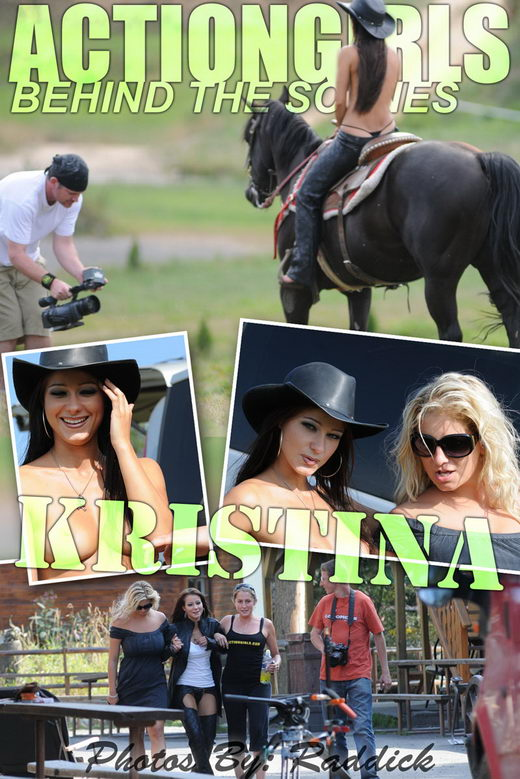 Kristina - `Western 2` - for ACTIONGIRLS
