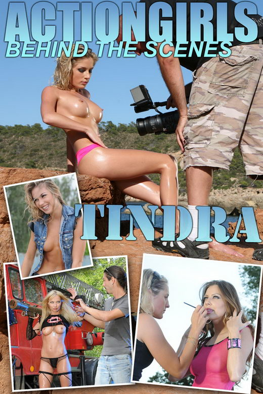 Tindra - `Island: Behind The Scenes` - by Raddick for ACTIONGIRLS